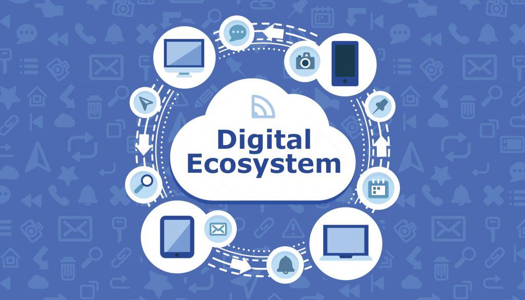Blog post banner - Digital Ecosystem